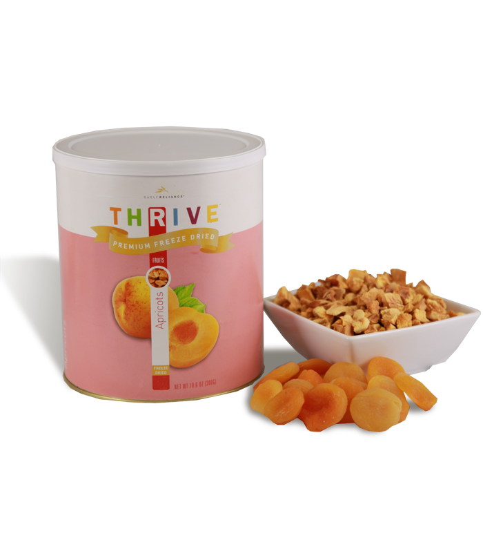 Apricot - Freeze Dried