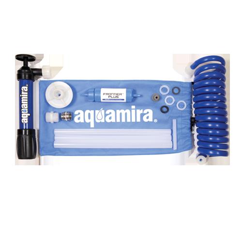 Aquamira Frontier Plus System