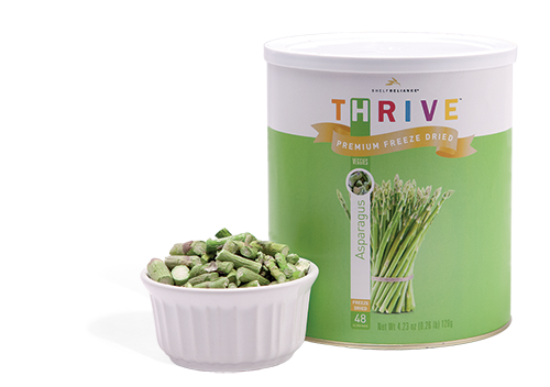 Asparagus - Freeze Dried