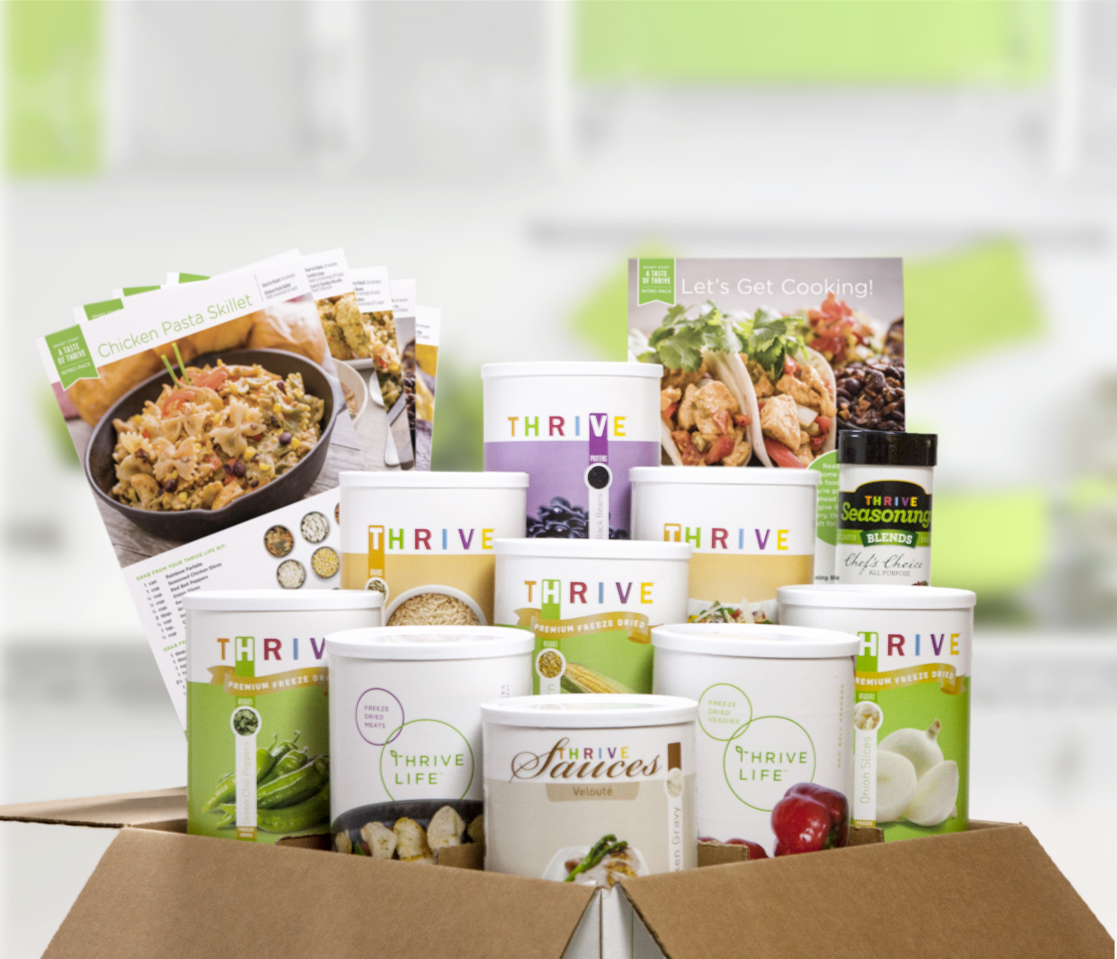 Intro Pack - Smart Start: A Taste of THRIVE