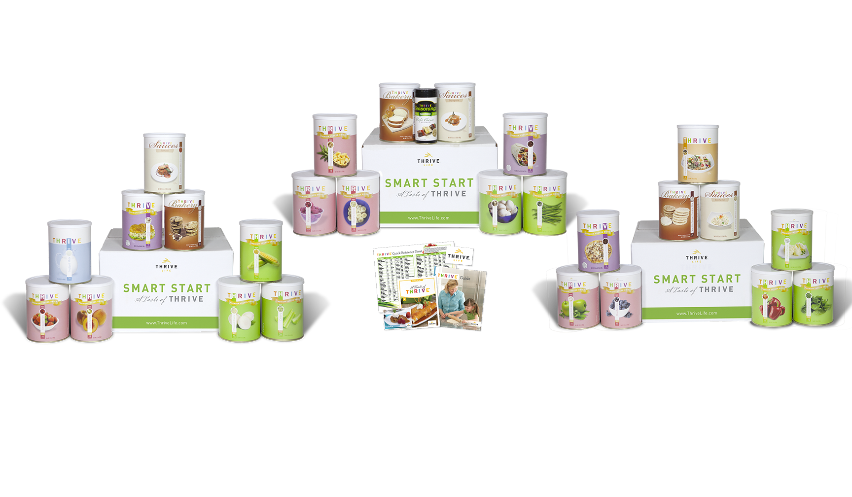 Smart Start: A Taste of THRIVE