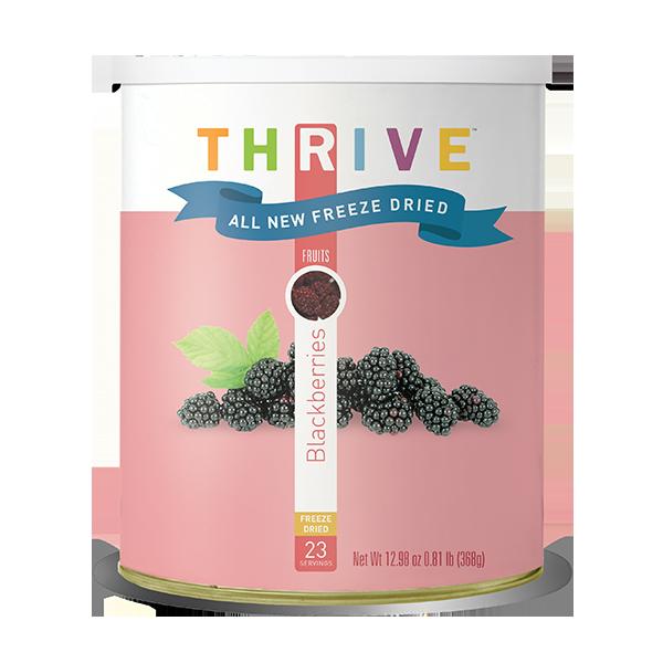 Blackberries - Freeze Dried