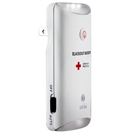 Red Cross Blackout Buddy