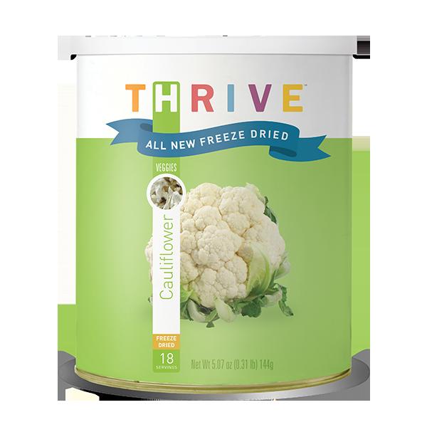 Cauliflower- Freeze Dried