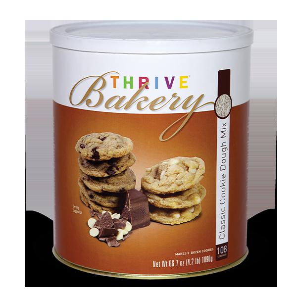 Classic Cookie Dough Mix