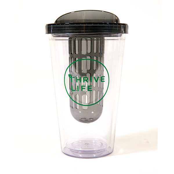 Thrive Life Fruit Infusion Tumbler