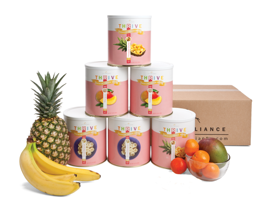Island Fruit 6-Pack