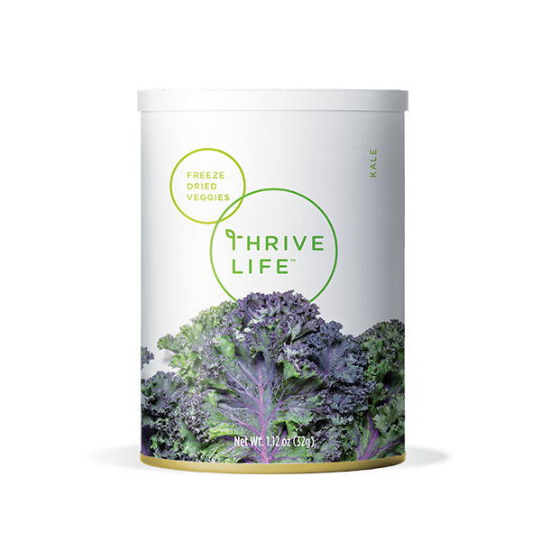 Kale - Freeze Dried