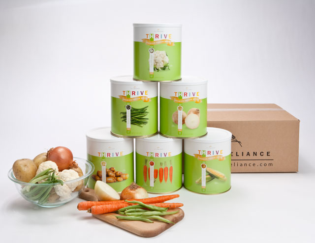 Mixed Veggie 6-Pack