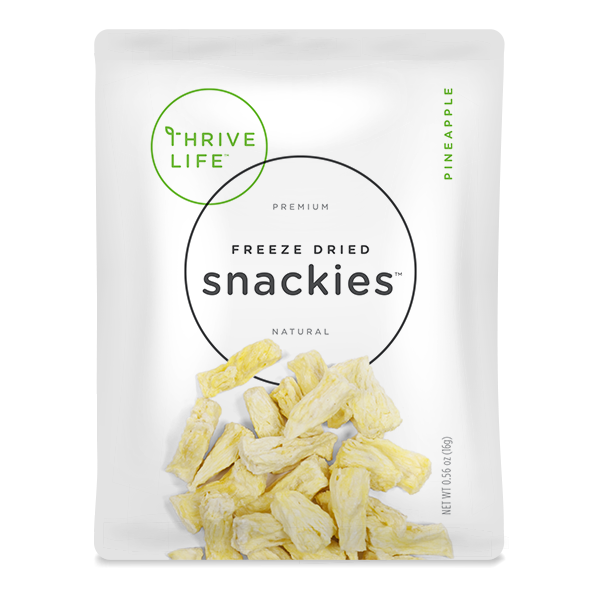 Pineapple Snackies Singles