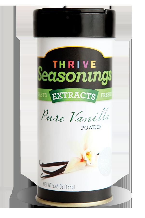 Pure Vanilla Powder - Spice Can