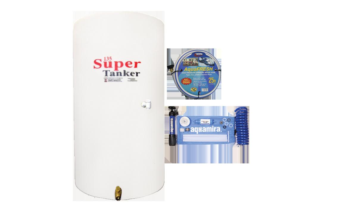 135 Gallon Super Tanker Kit