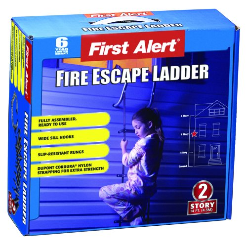 2 Story Fire Escape Ladder
