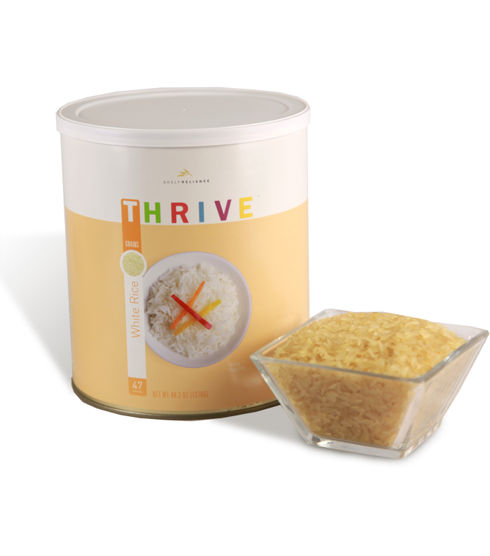 White Rice (Discontinued)