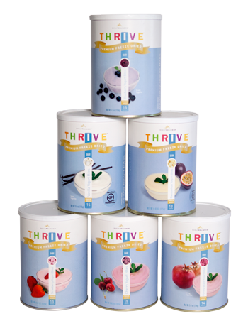 Yogurt Pantry Can 6-Pack - Freeze Dried